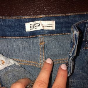 Zara Authentic Denim Small